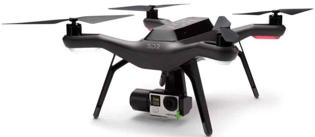 3DR Solo Quadcopter Drone