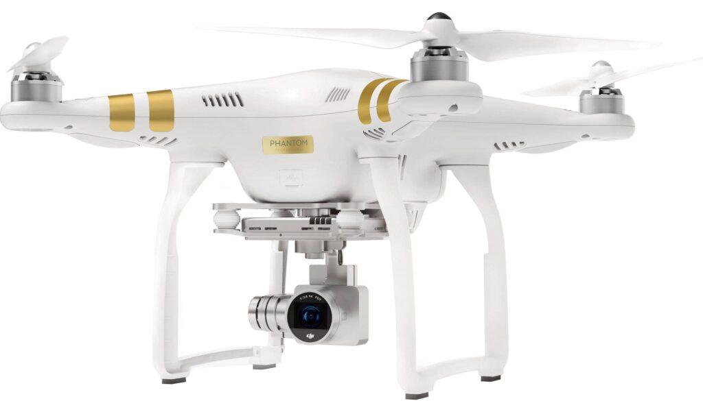DJI Phantom 3 Professional Quadcopter 4K Drone