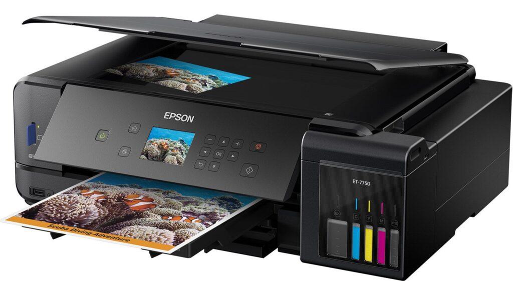 Epson Expression EcoTank ET-7750 Printer