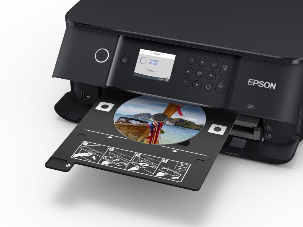 Best Inkjet Printer for CD DVD Printing