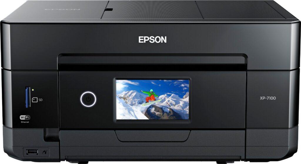 Epson Expression Premium XP-7100 Inkjet Printer