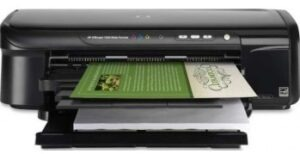 HP Officejet 7000 Wide Format Printer